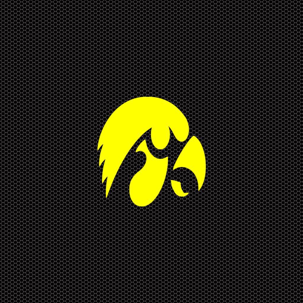 Iowa Hawkeyes Logo 257236 With Resolutions 10241024 Pixel 1024x1024