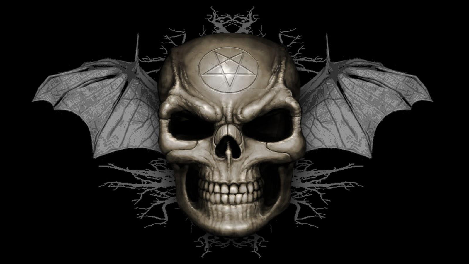 HD WAllppaers Skull HD Wallpaper 1080p 1600x900