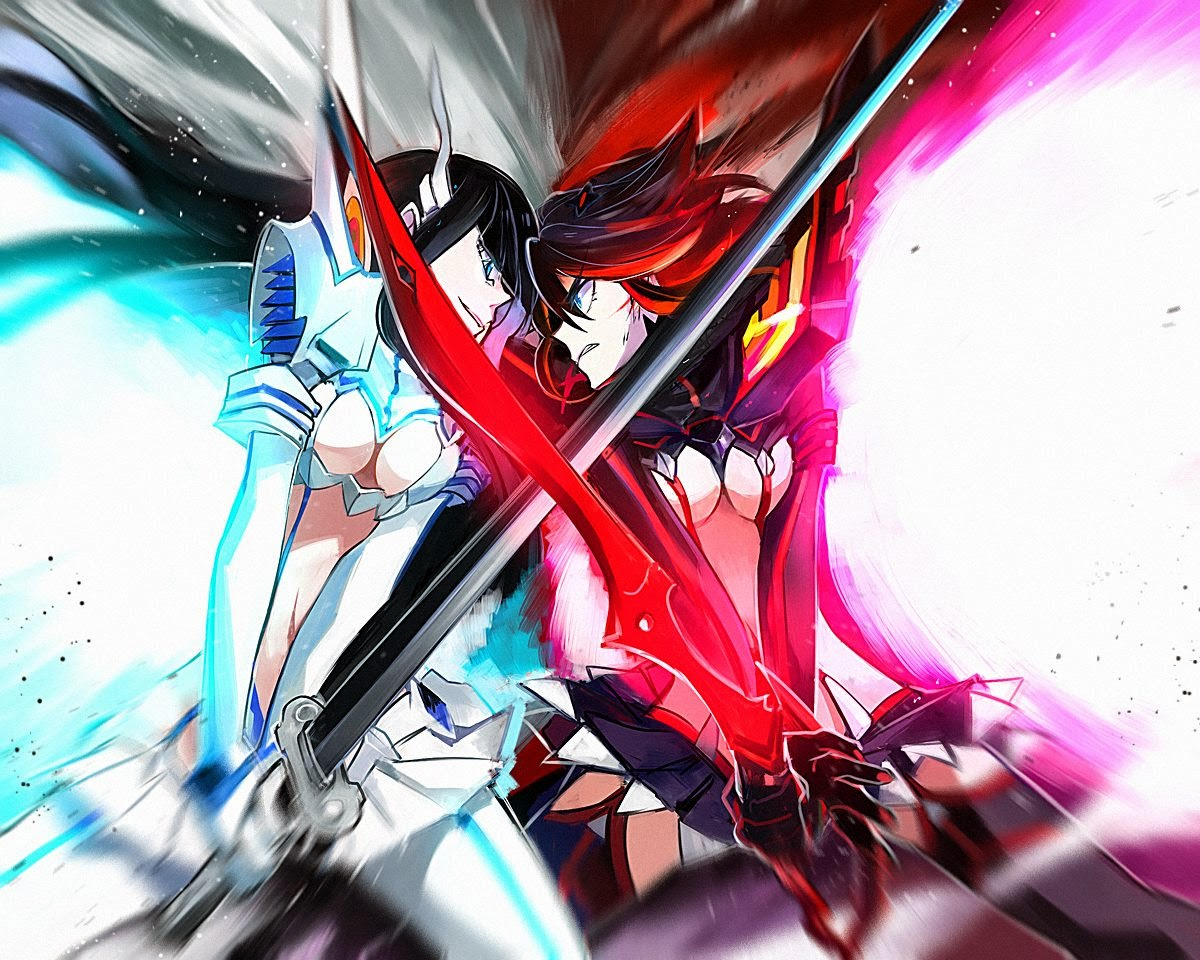 25 Kill la Kill Anime HD Images 1200x960