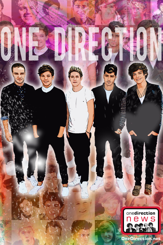 one direction iphone wallpaper 3 small 640x960