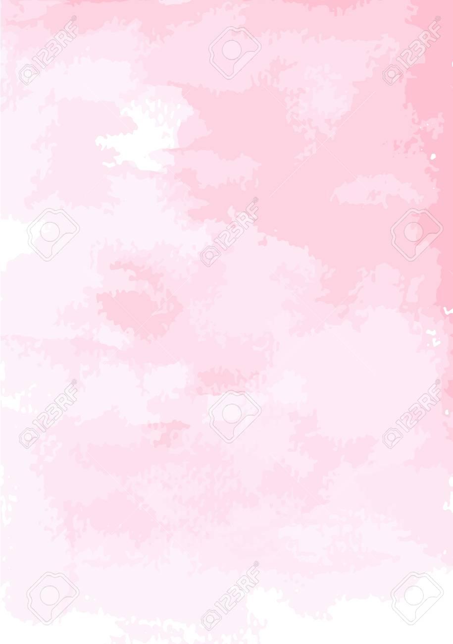 Paper Pink Watercolor Wallpaper Royalty Cliparts Vectors 915x1300