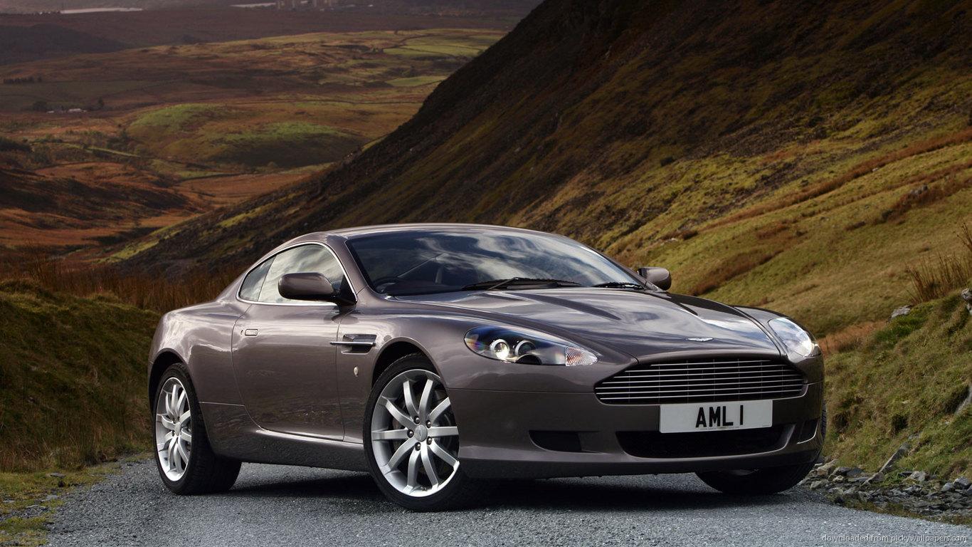 Picture Aston Martin DB9 Car HD Wallpaper   Car HD Wallpaper 1366x768