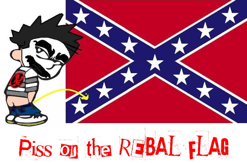 Background Rebel Confederate Flag 786x519