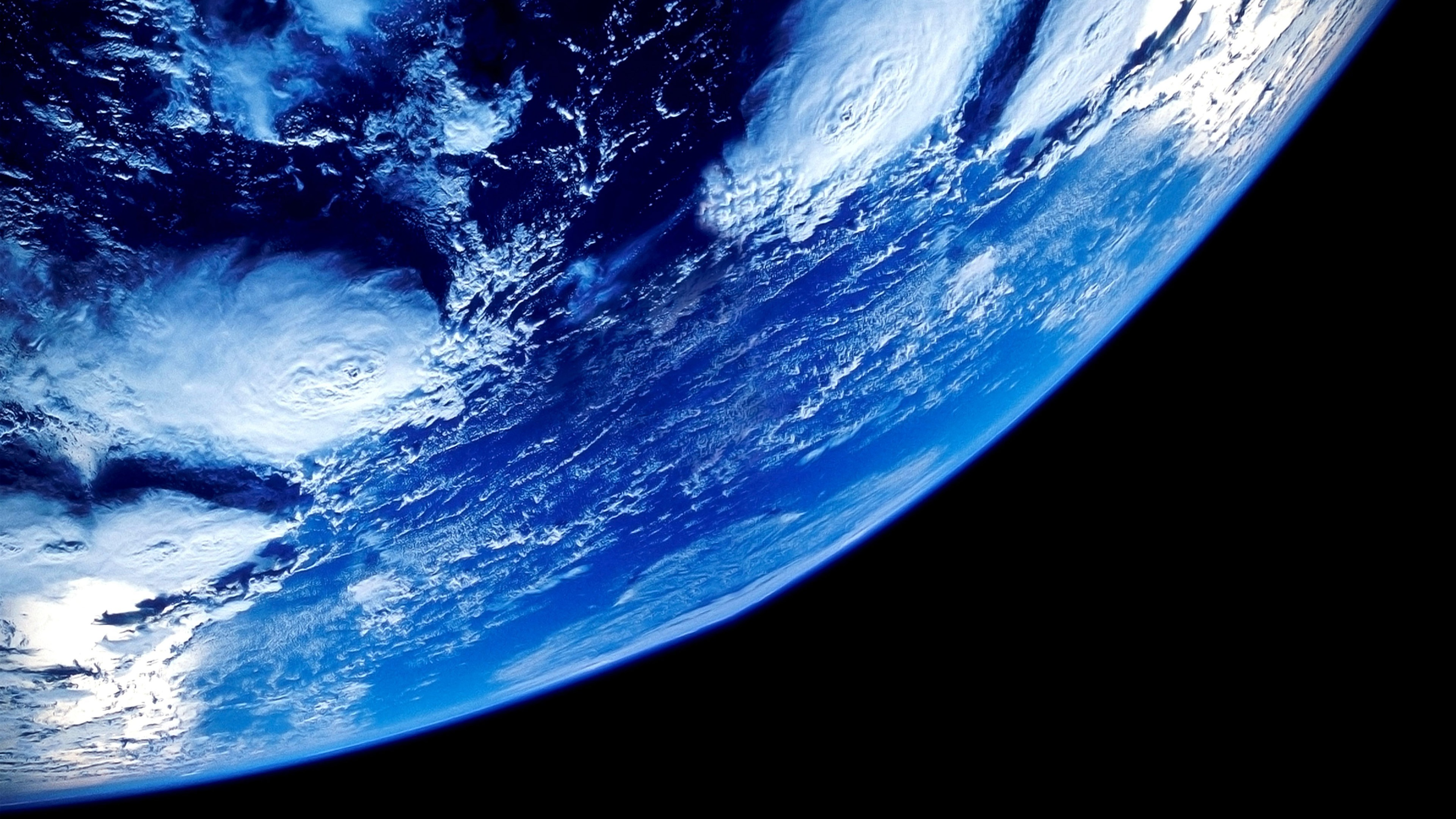 Earth From Space 3840 x 2160 3840x2160