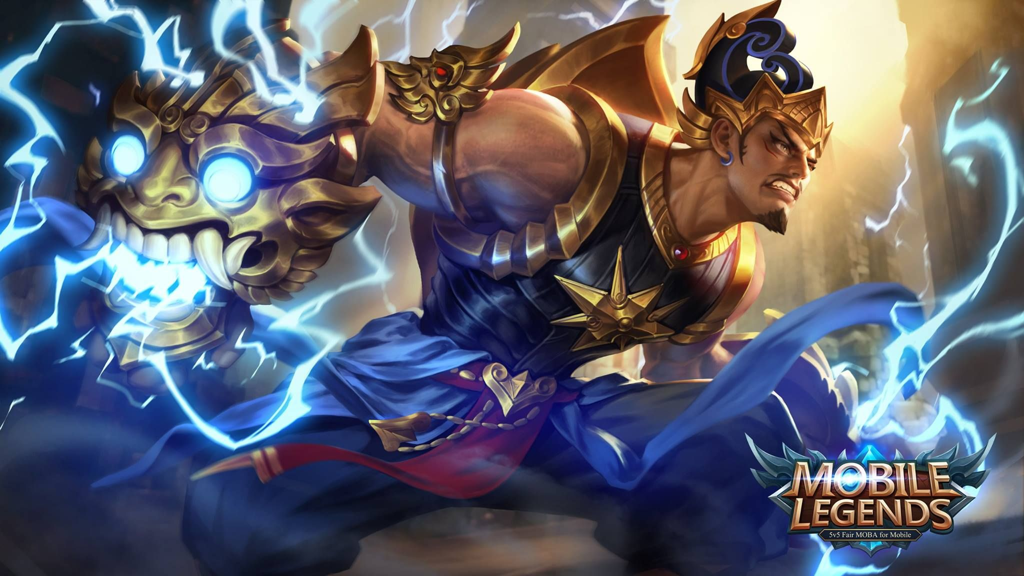 Image for Awesome Wallpaper HD Mobile Legends Ws018ml damn 2048x1152