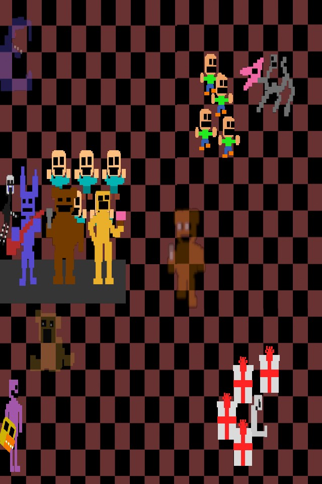 FNAF 2 wallpaper5 1 Mobile by ScarsToupe 640x960