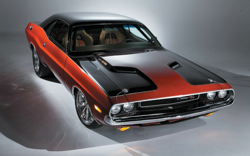 Classic Muscle Car Wallpaper   Muscle Cars 1024x640