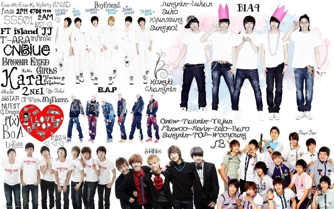 Wallpapers HD 1131x707 px kpop download kpop by lg kpop radio 1131x707