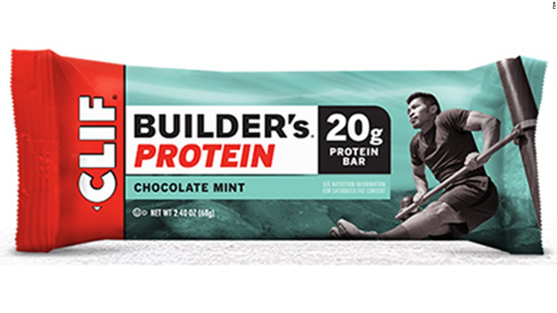 Clif Bars recalled over possible nuts   CNN 1100x619