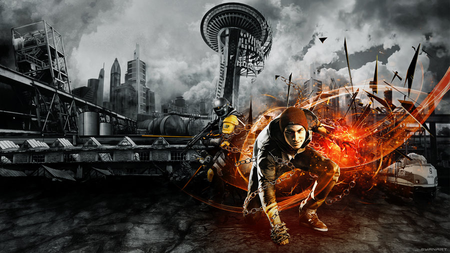 download infamous second son for pc 2015 free