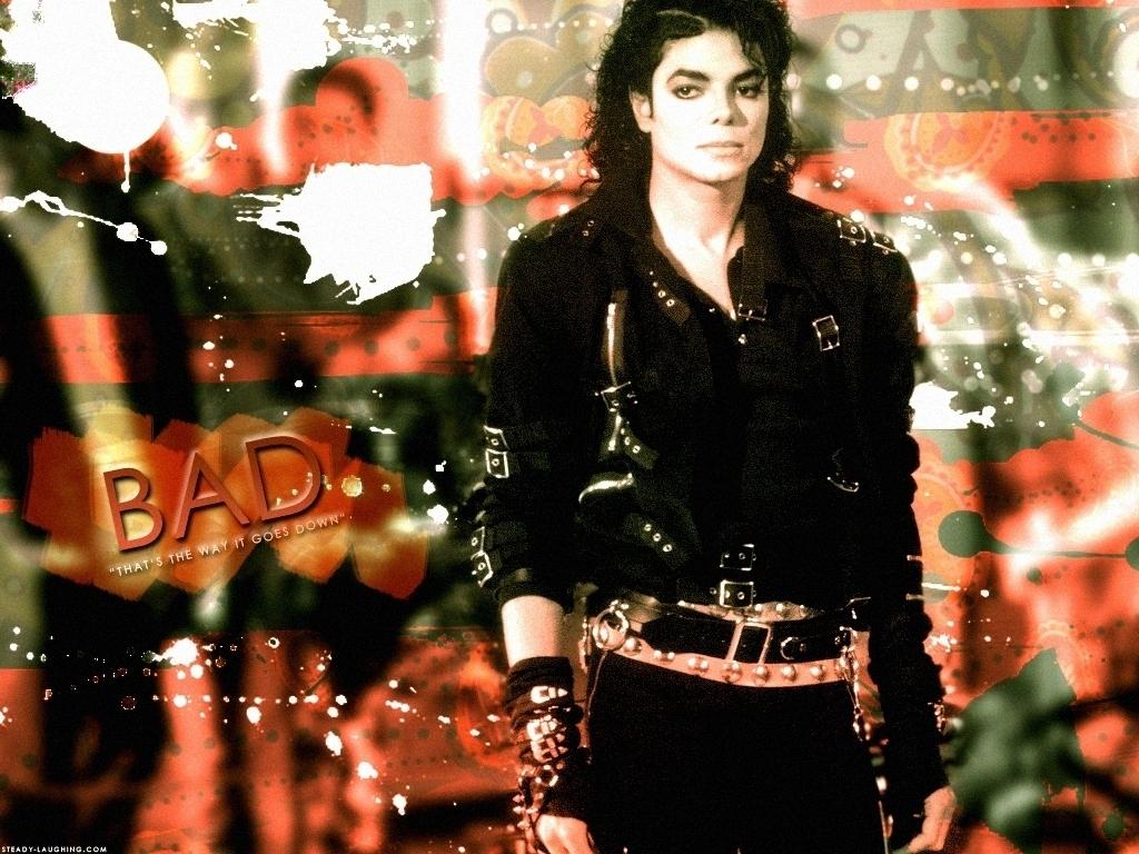Bad Wallpaper   Michael Jackson Wallpaper 7978178 1024x768