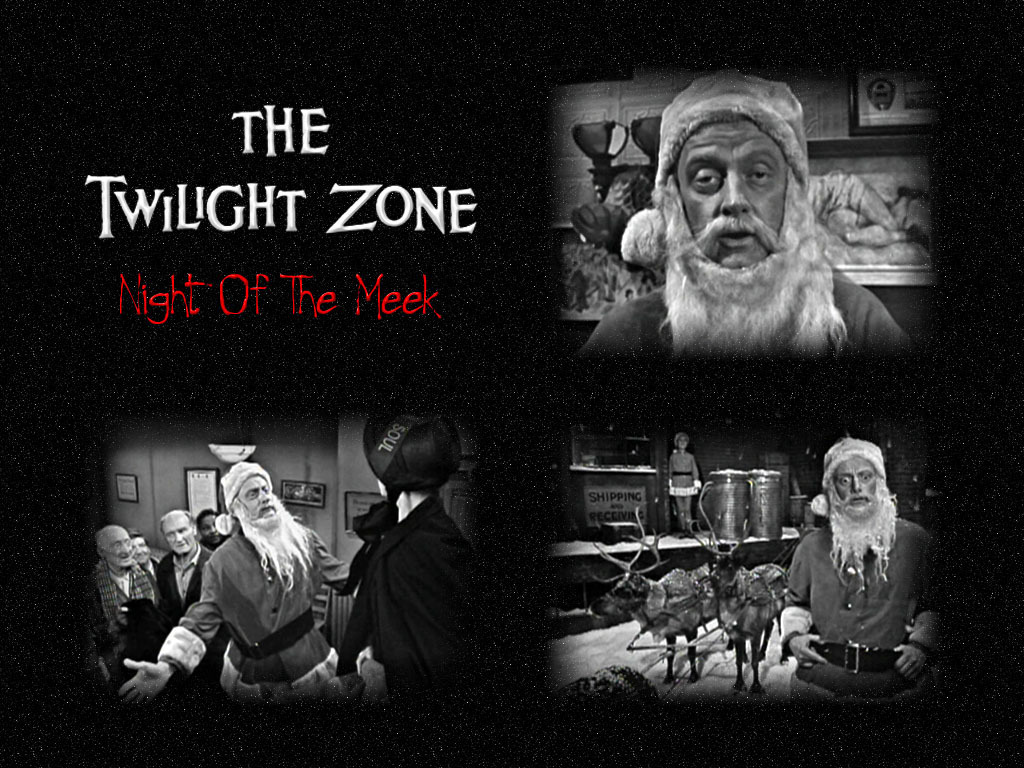 twilight zone thesis I was watching the first episode of the twilight zone, where is  is basically the  art of talking about a thesis to determine its veracity (which is.