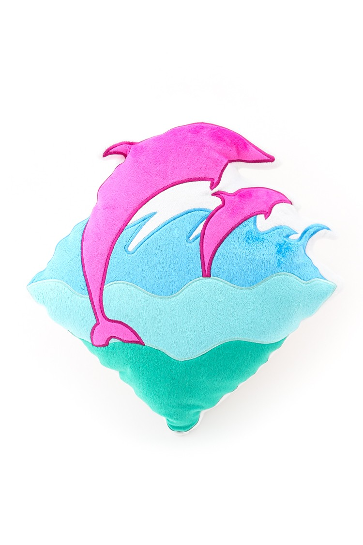 Pink Dolphins Wallpaper Pink Dolphin Waves Logo 750x1125