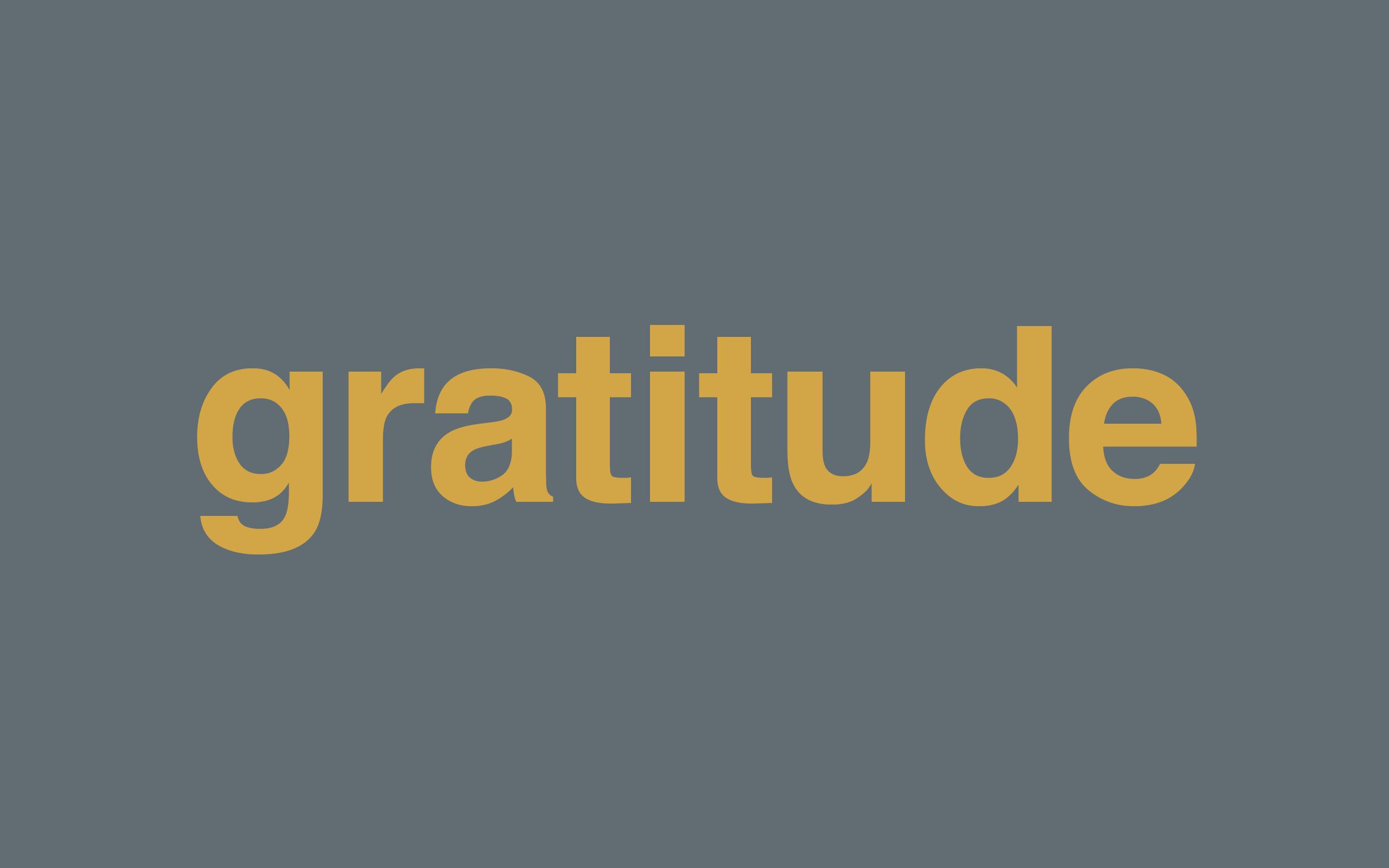 wednesday wallpaper gratitude brings - photo #29