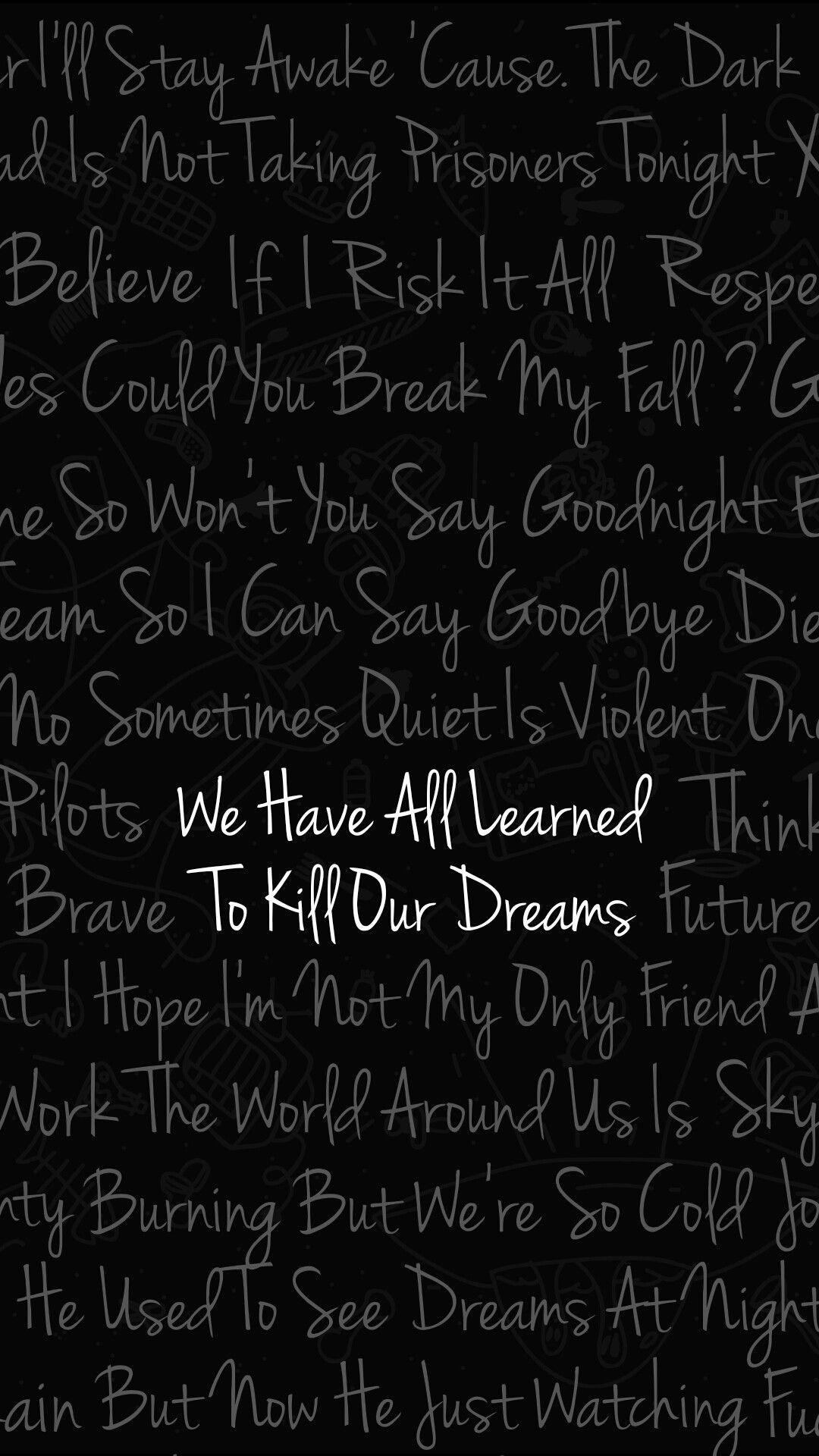 59 Emo Band Wallpapers on WallpaperPlay 1080x1920