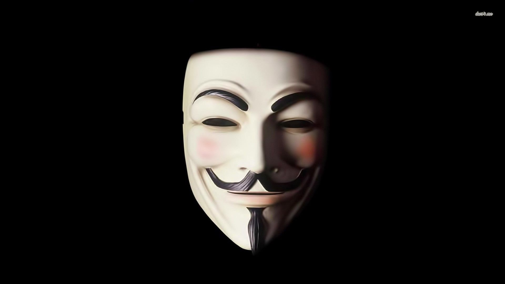Anonymous Mask Wallpaper - WallpaperSafari
