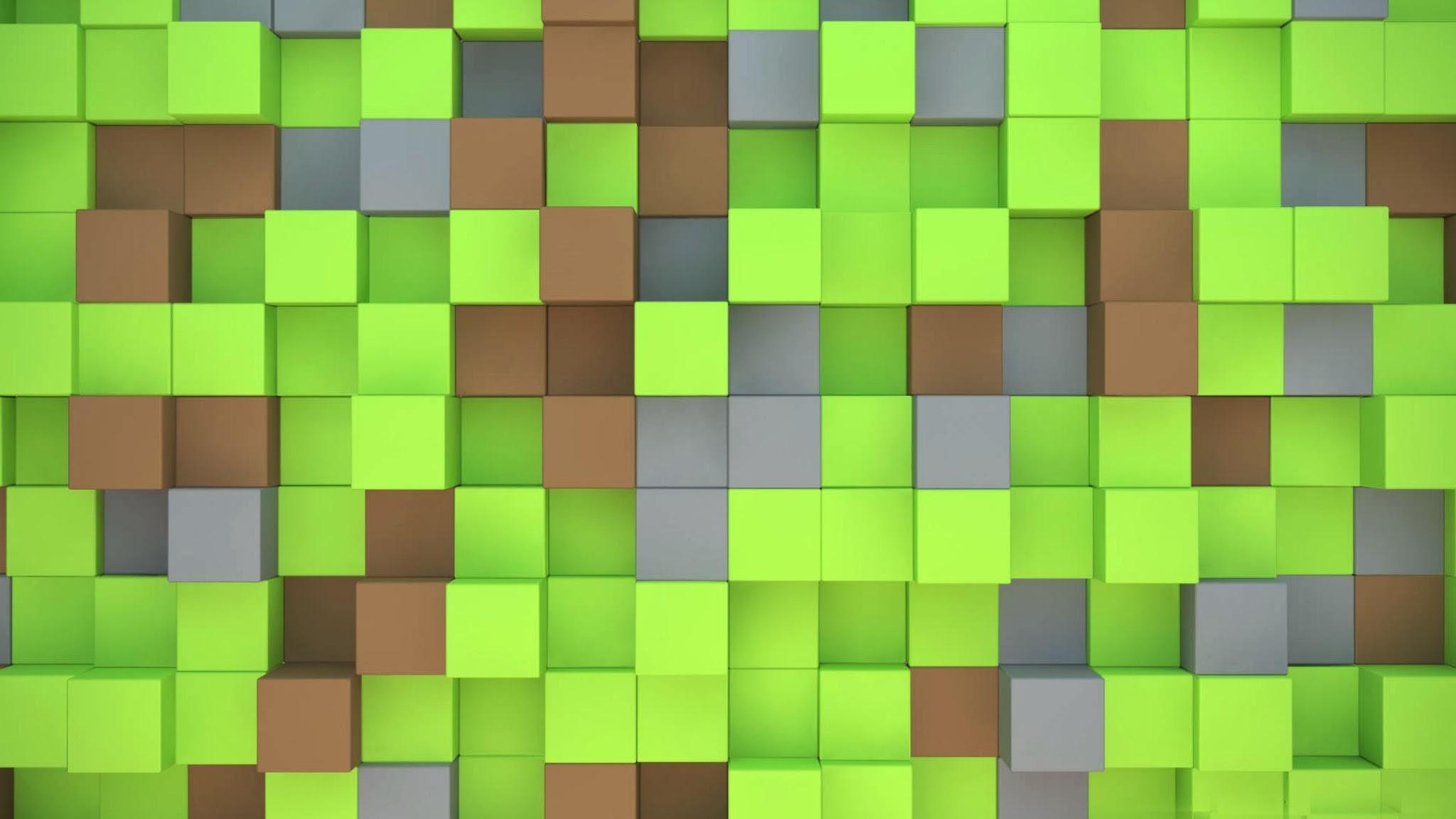 Minecraft Wallpaper 1152x2048 Minecraft cubes 1152x2048jpg 2048x1152