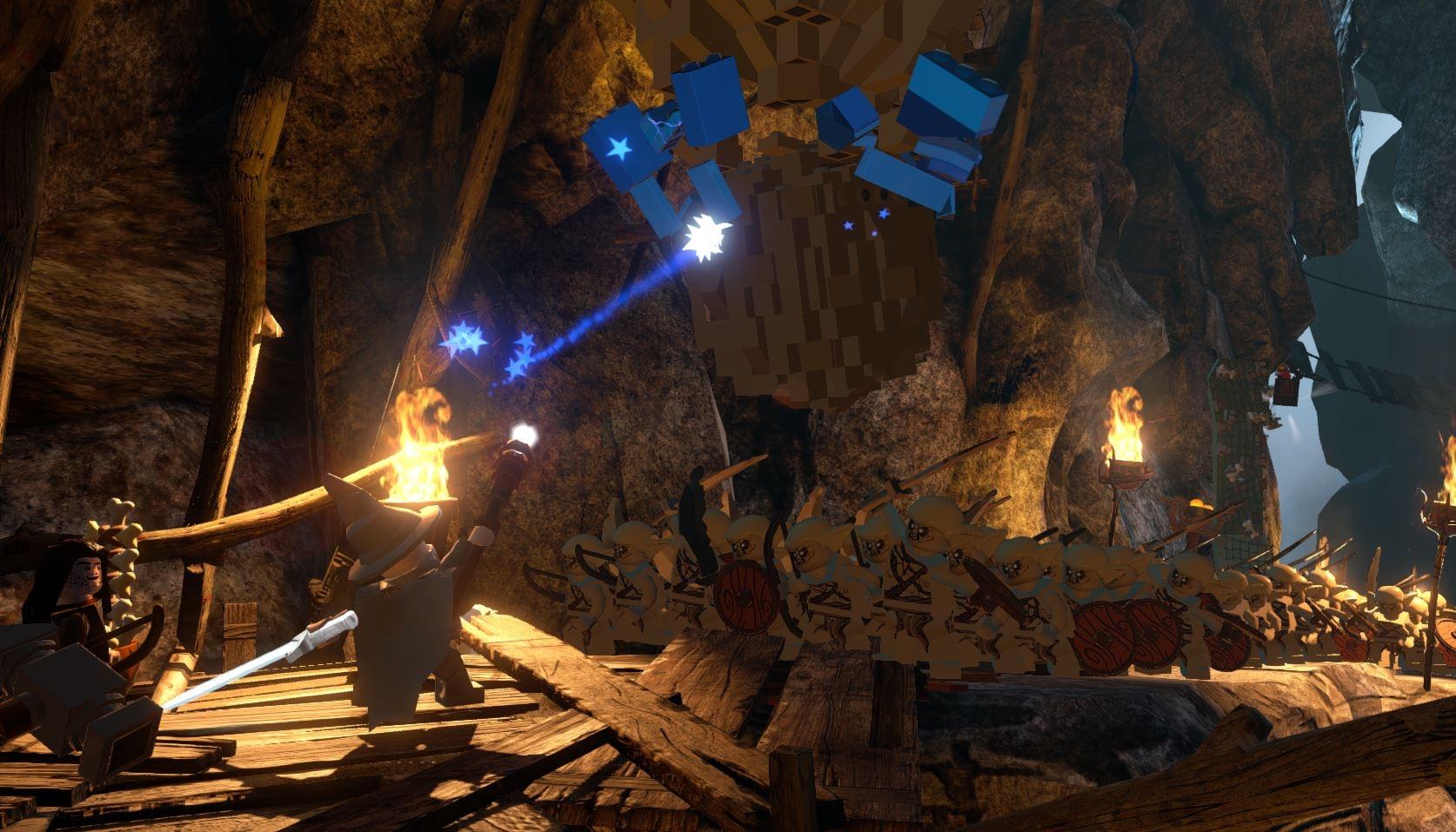 Lego The Hobbit desktop wallpaper 41 of 63 Video Game Wallpapers 1674x957
