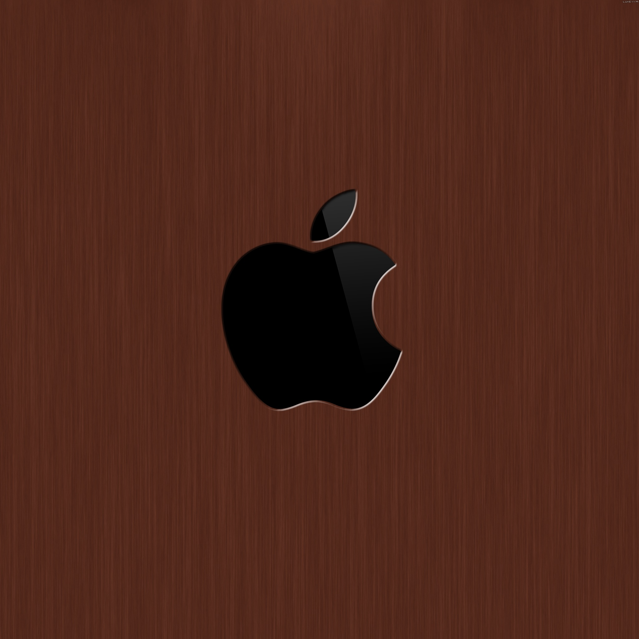 iPad 3 Wallpaper Apple Logo 01 iPad Air Wallpapers iPad Air 2048x2048