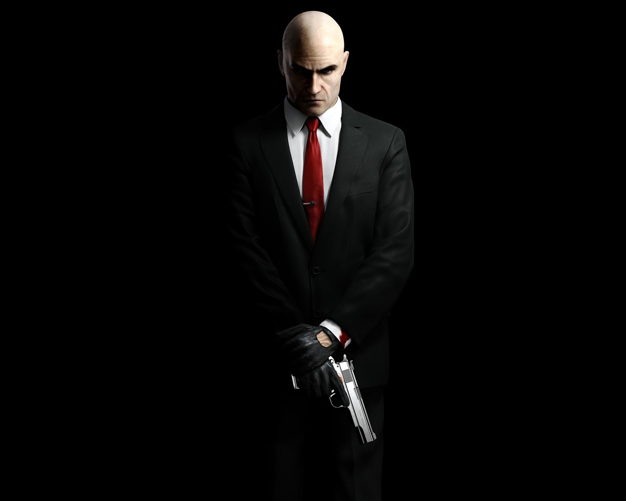 Game Wallpapers Hitman   Game Wallpaper 1280x1024