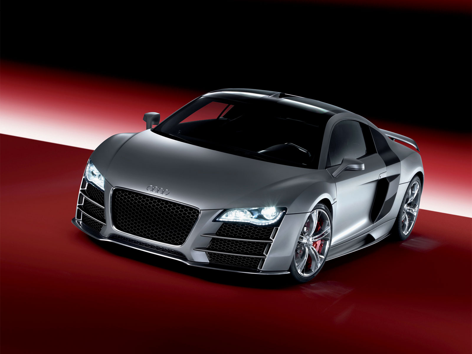Hd Car wallpapers audi r8 v12 wallpaper 1600x1200