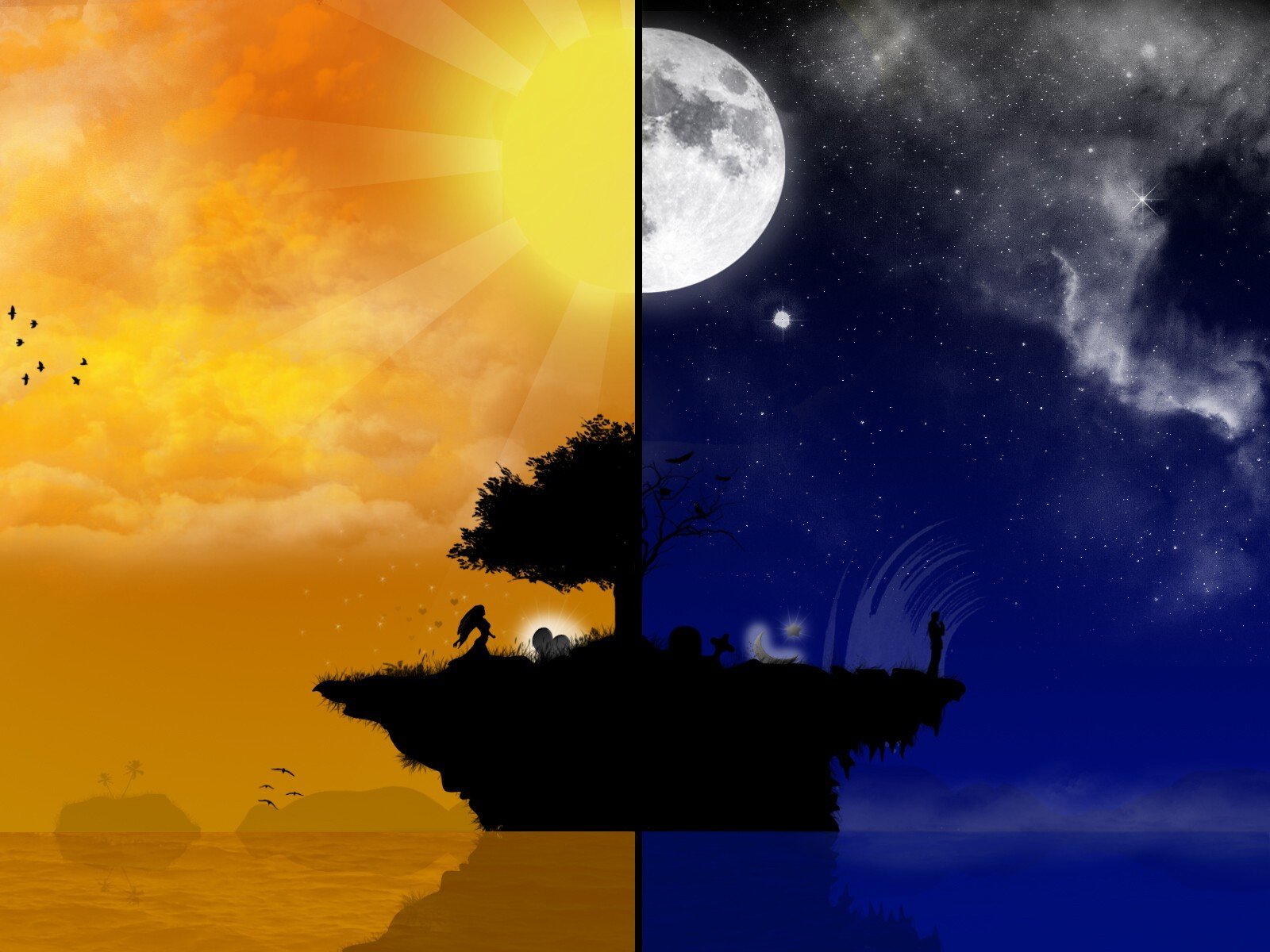best optical illusion wallpapers
