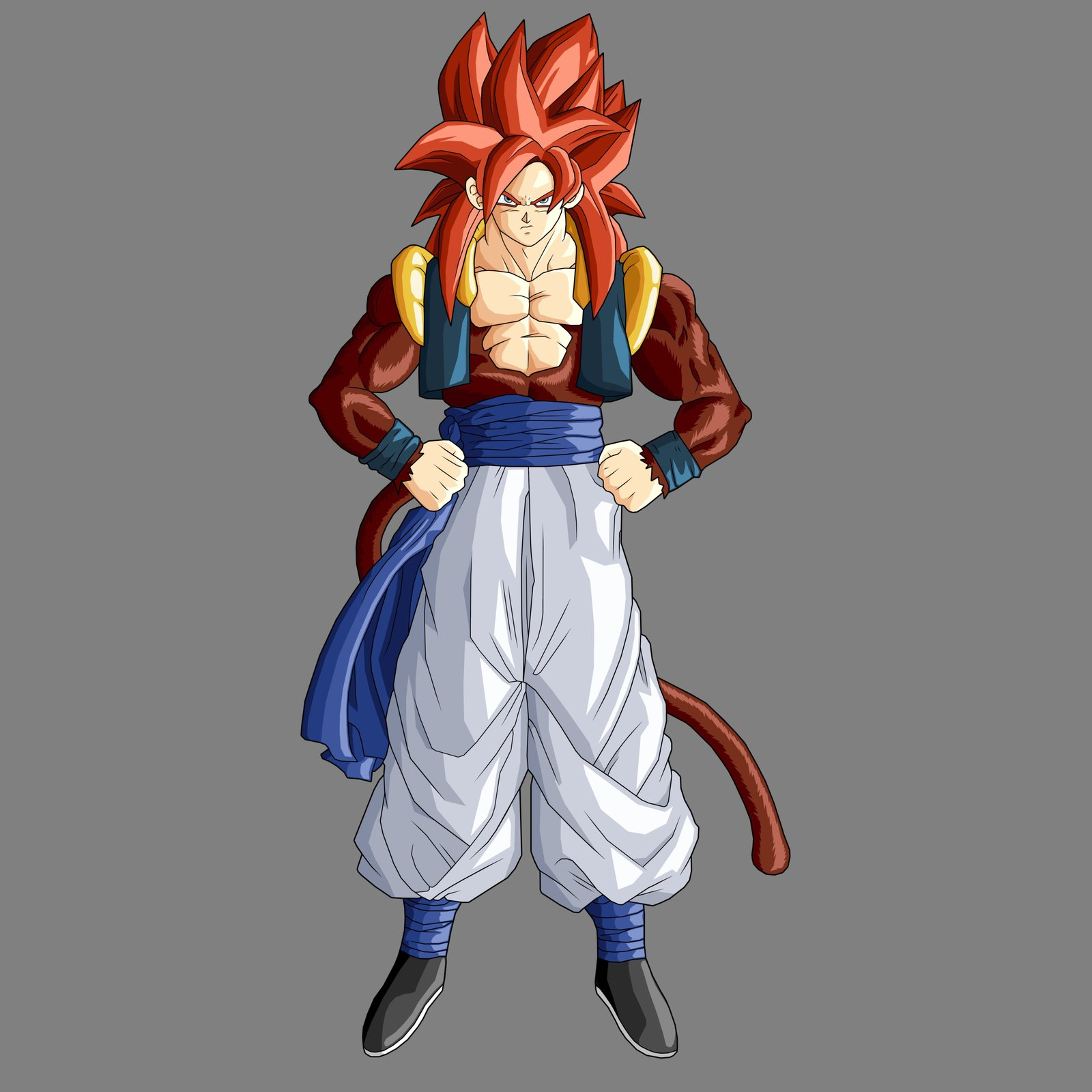 Dragon Ball Super Christmas Wallpaper: Gogeta Wallpapers
