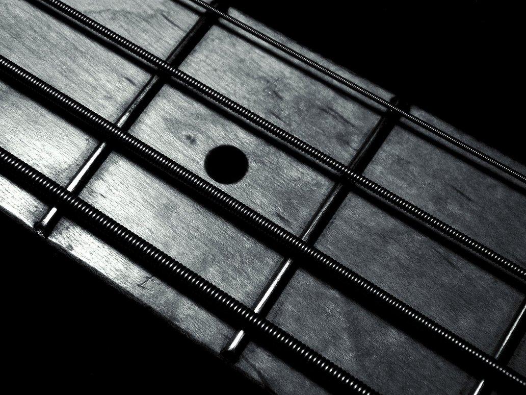 Bass guitar wallpaper by phoenix138 1032x774