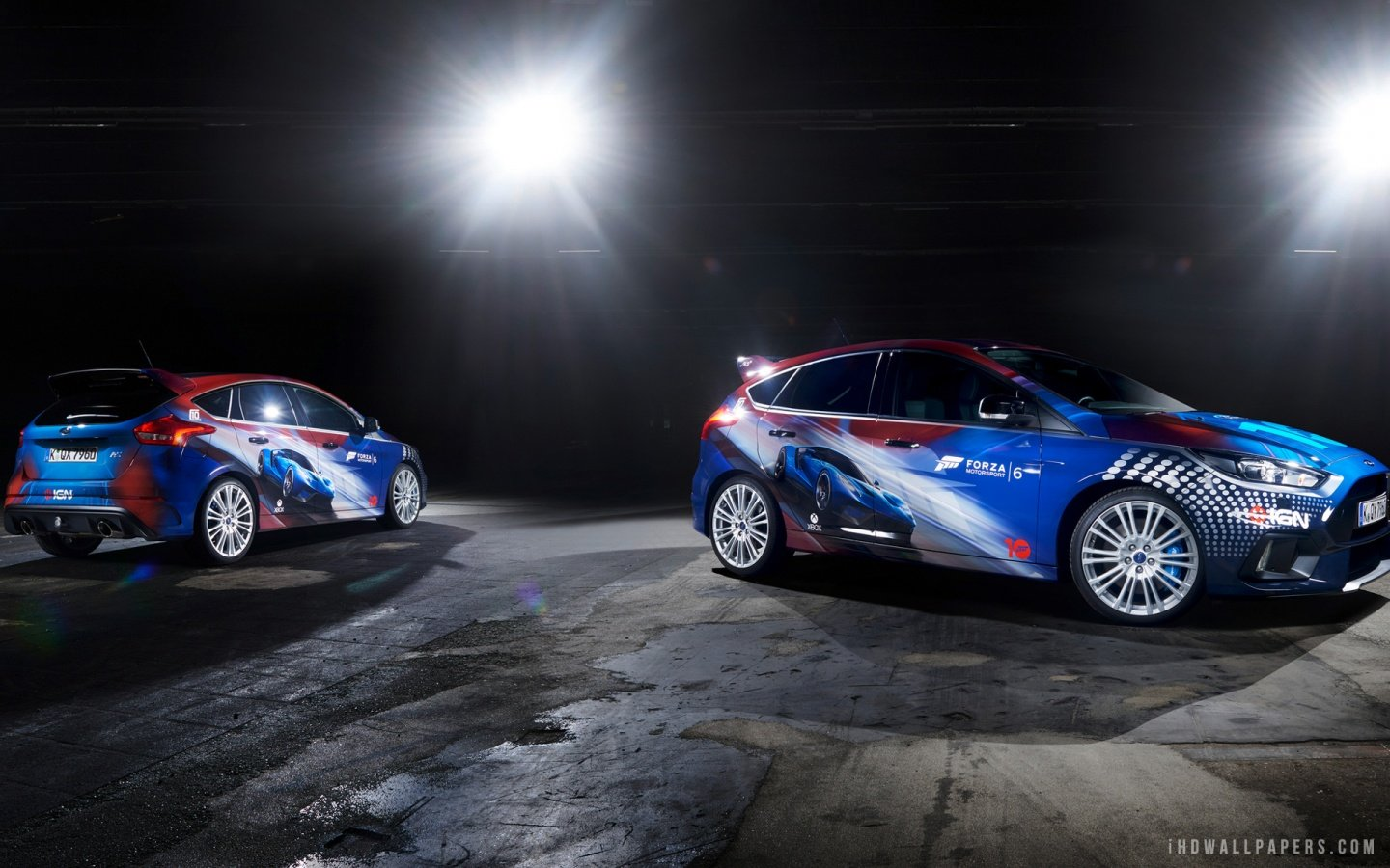 2016 Ford Focus RS Forza 6 Livery HD Wallpaper   iHD Wallpapers 1440x900
