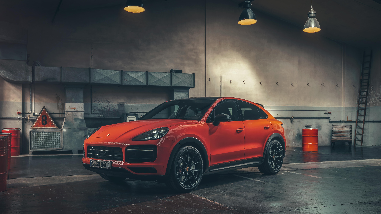Porsche Cayenne Turbo Coup 2019 6 Wallpaper HD Car Wallpapers 6000x3375