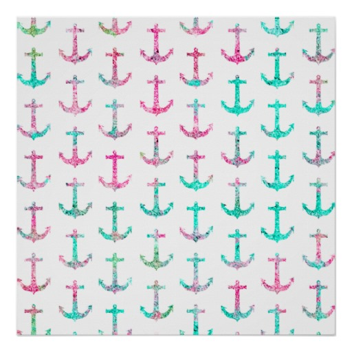 Pink Nautical Backgrounds Pink 512x512
