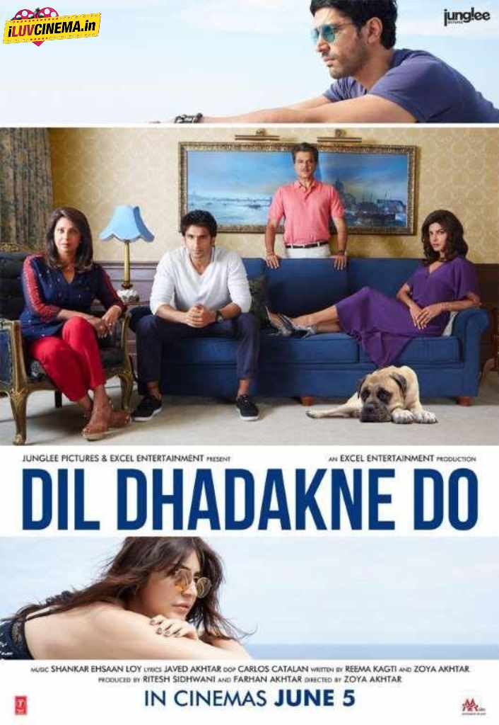 Dil Dhadakne Do Movie Latest Wallpapers was last modified June 4th 706x1024