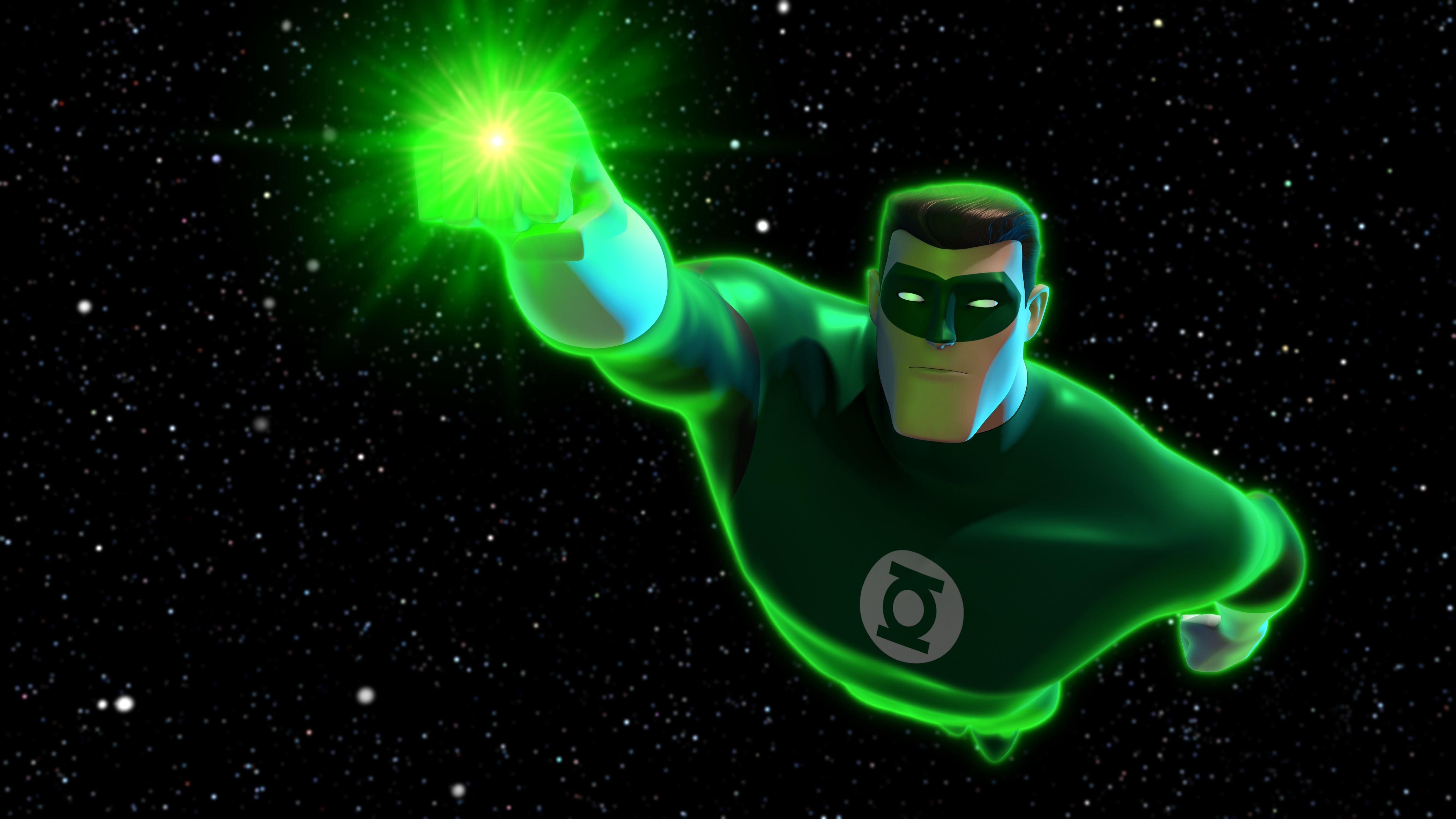 Green Lantern the Animated Series Green lantern the animated 5333x3000