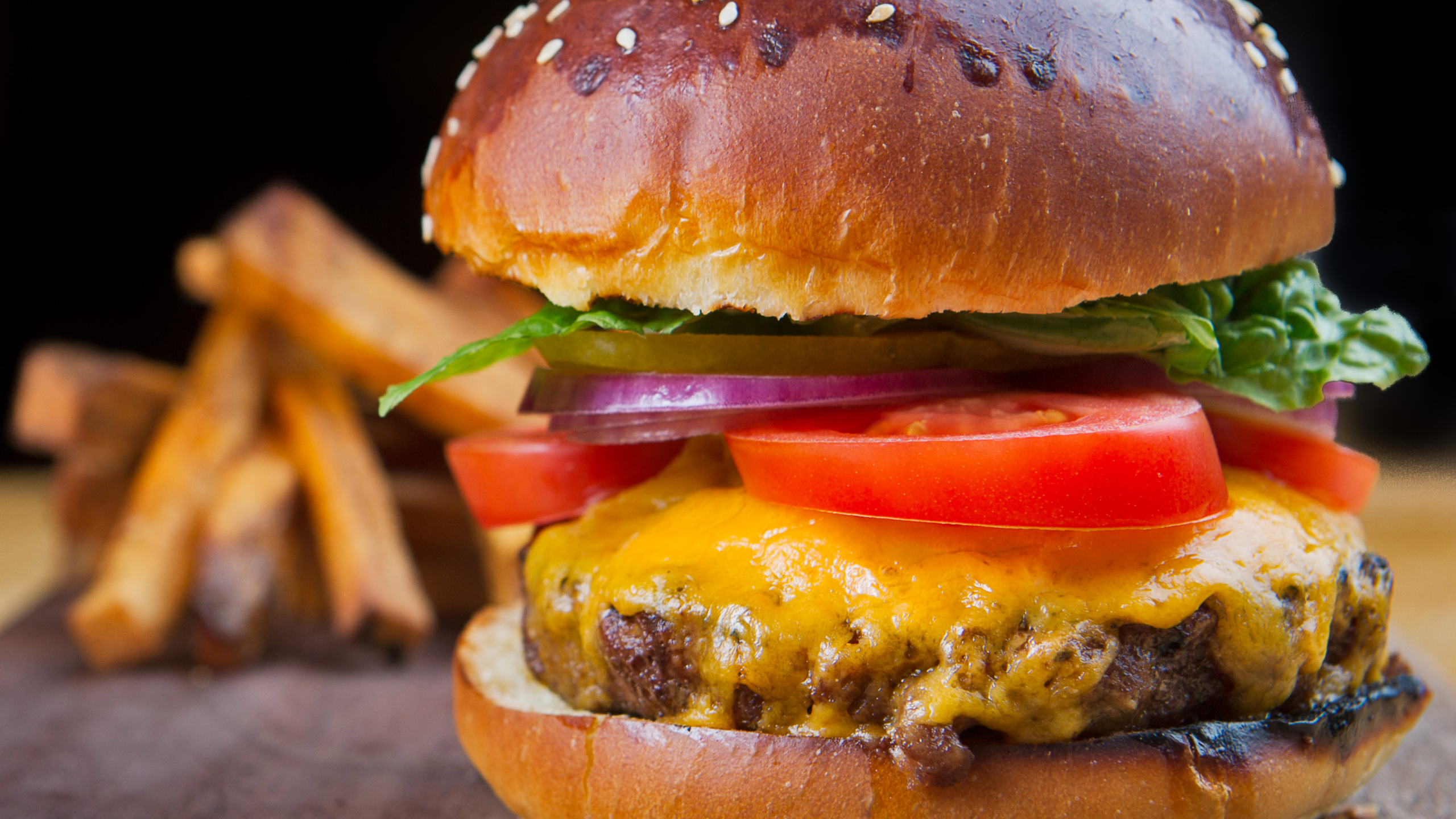Its National Cheeseburger Day So wheres the best burger in 2560x1440