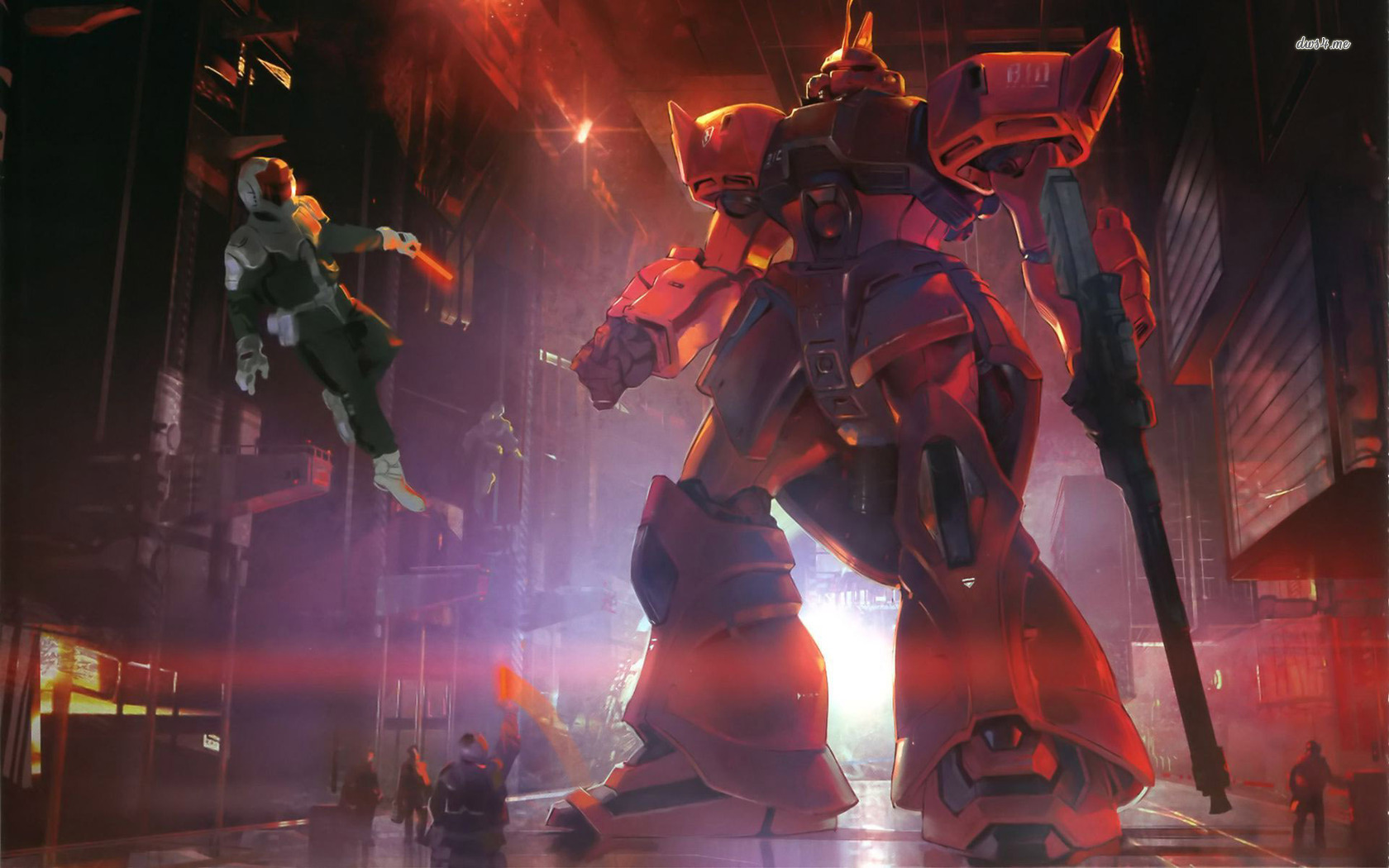 MS 14Jg Gelgoog Jager   Gundam wallpaper   Anime wallpapers   22815 1680x1050