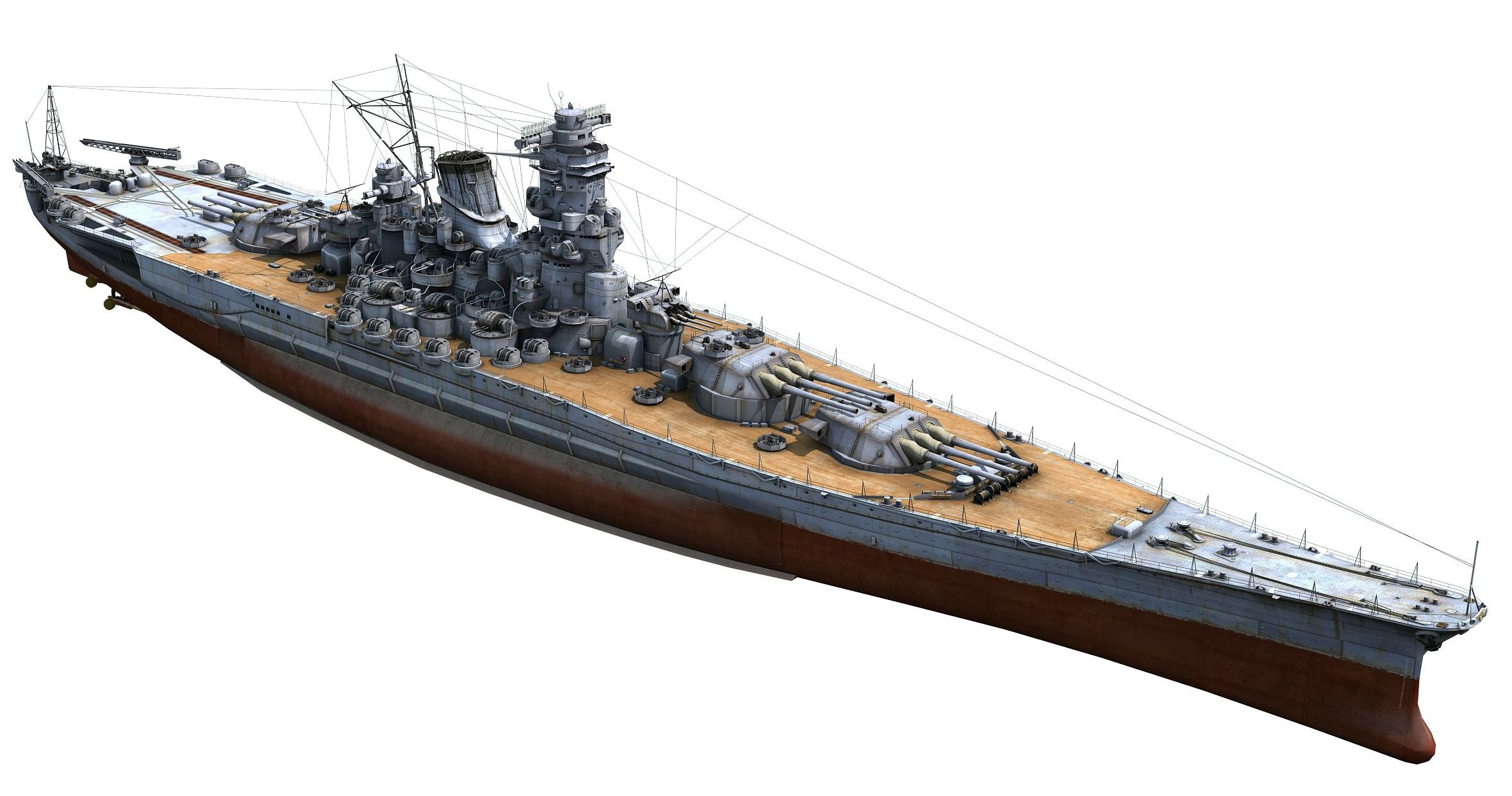 World of Warships Models Leaked Japan For the Record 2360x1243