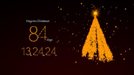 47 Live Christmas Countdown Desktop Wallpaper On Wallpapersafari