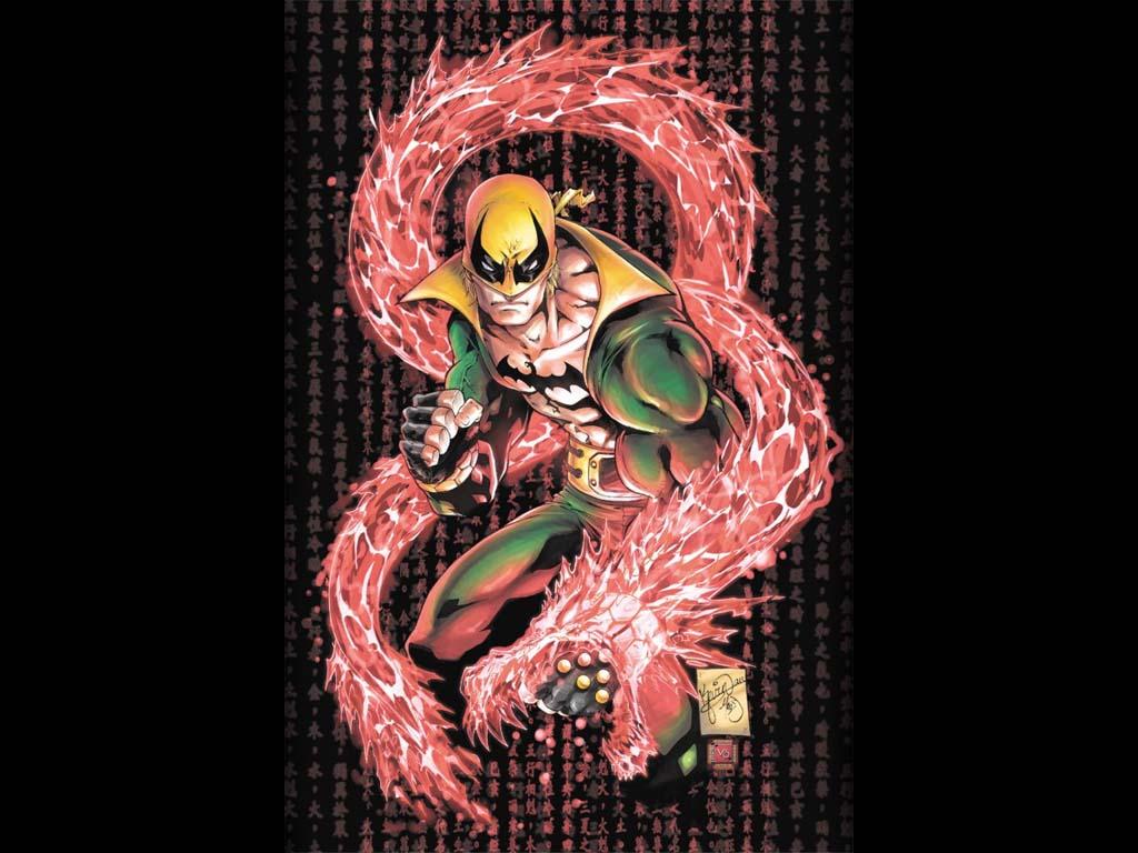 iron fist   Comics Photography Desktop Wallpapers 2311 Views 1024x768