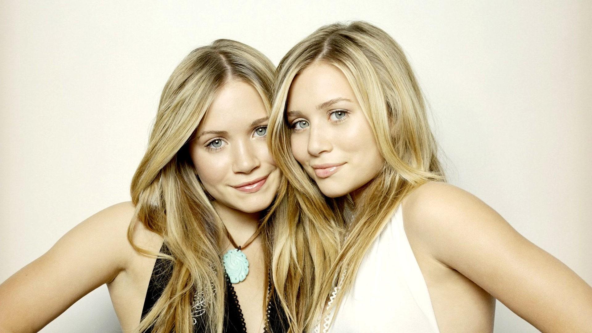 Olsen Twins 2014   wallpaper 1920x1080