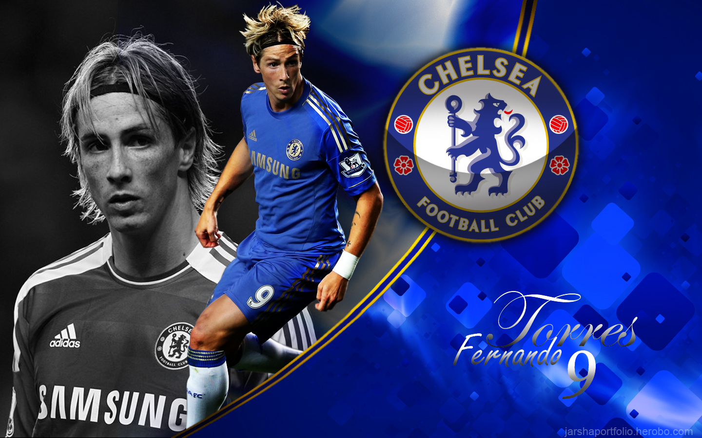 Fernando Torres 2013 Wallpapers HD 1440x900