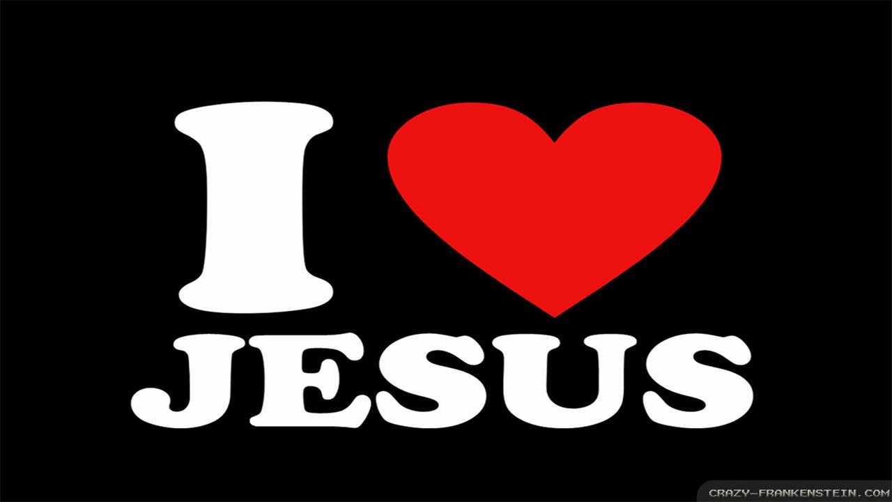 Love You Jesus Wallpaper : Jesus Loves You Wallpaper - WallpaperSafari