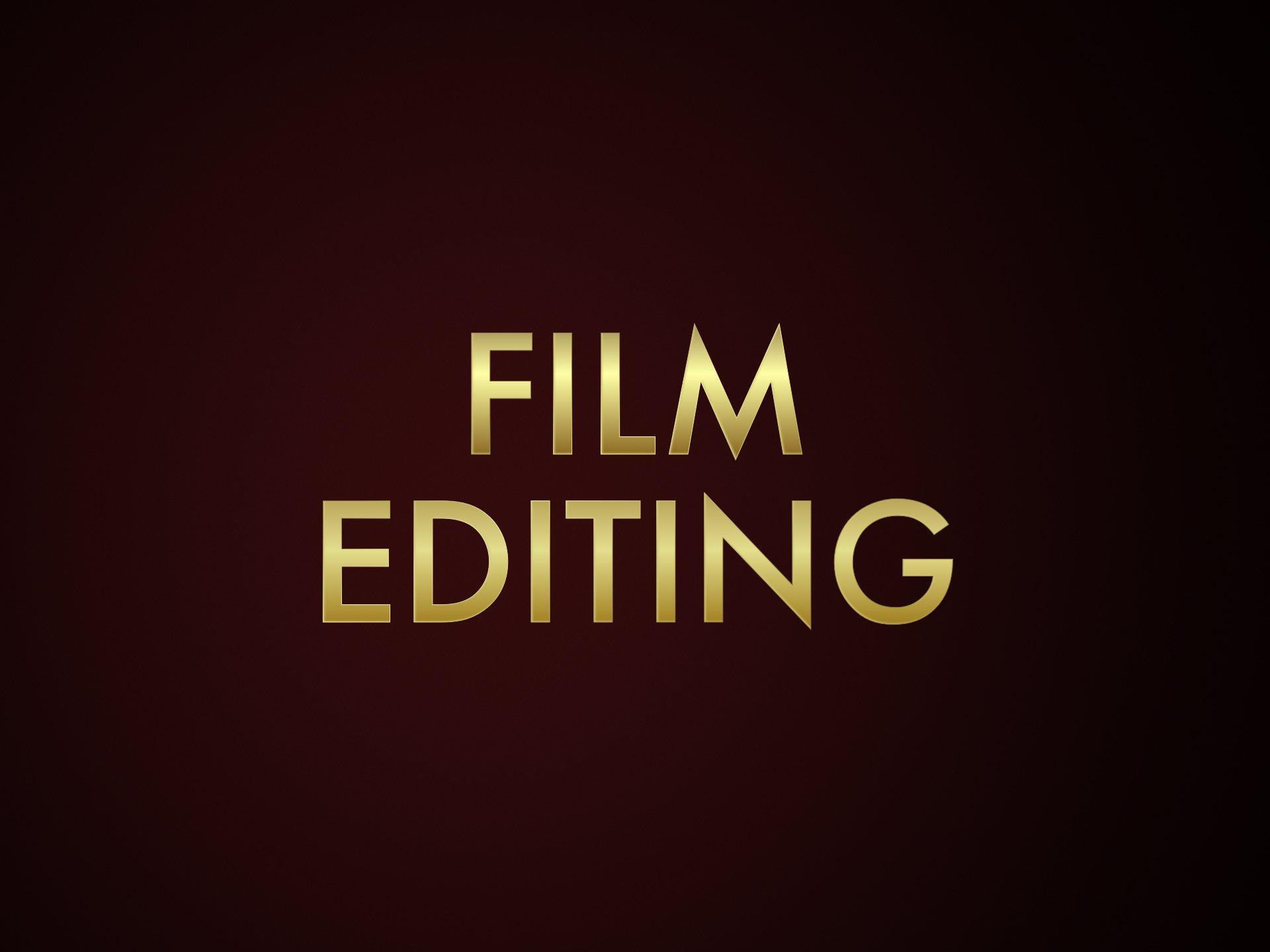 Film Editing Oscar Nominations 2020   Oscars 2020 News 92nd 1920x1440