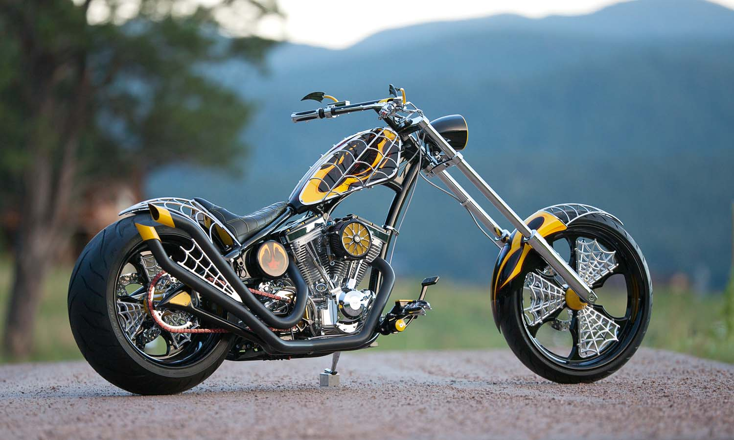 Desktop Wallpapers American Choppers 1500x899