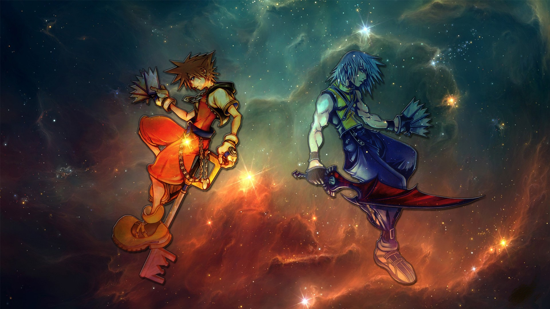 kingdom hearts wallpaper 15 Best Collection 1920x1080