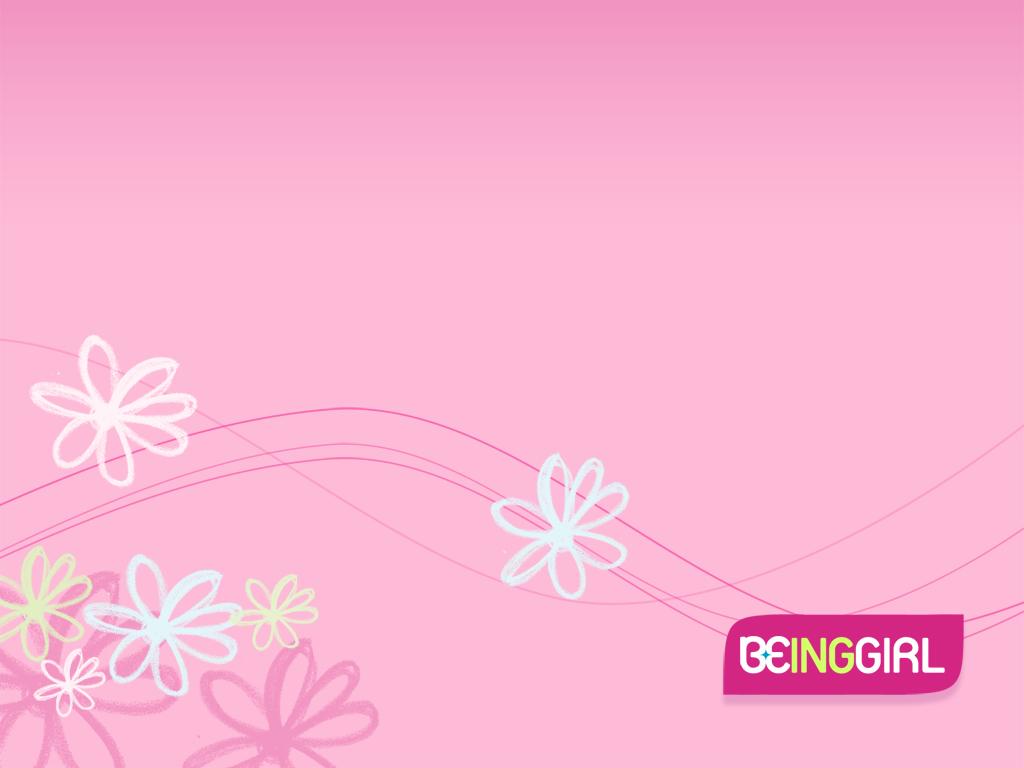 Pink Wallpaper 1024x768