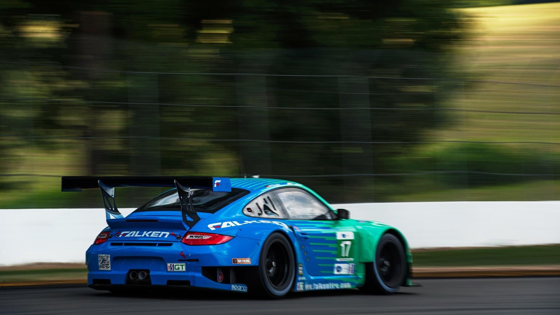 Porsche 911 spyder wallpaper