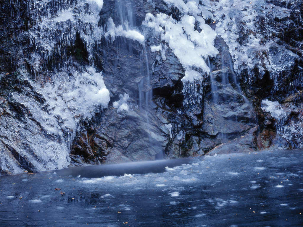 Snow Winter Scene winter snow wallpapers MIL50058 wallcoocomjpg 1024x768