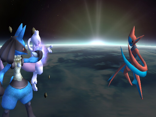 how to get deoxys in pokemon x