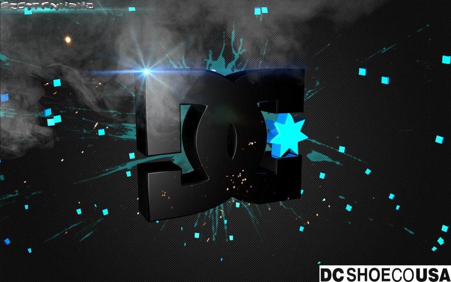 DC Logo Wallpaper 900x563