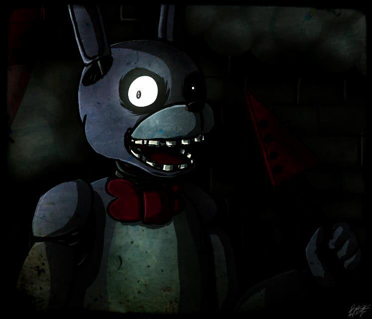 Bonnie the Bunny by SilverBaze 746x640